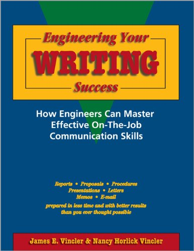 9780912045900: Engineering Your Writing Success