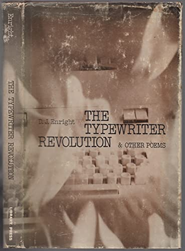 9780912050072: Typewriter Revolution and Other Poems
