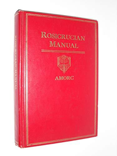9780912057002: Rosicrucian Manual (Rosicrucian Library, Volume 8)