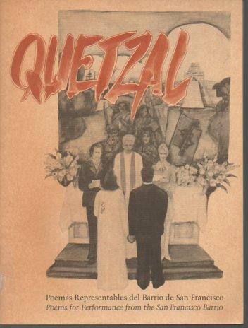 Quetzal; poemas representables del barrio de San: Lobos, Amílcar and