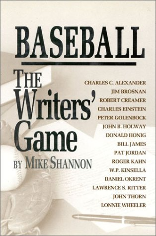 Baseball: The Writers' Game: Shannon, Mike