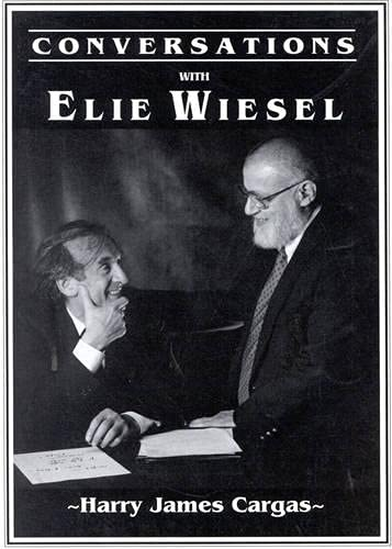 9780912083582: Conversations with Elie Wiesel
