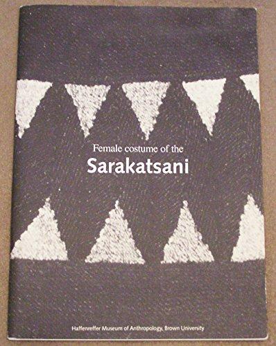 9780912089027: Female Costume of Sarakatsani