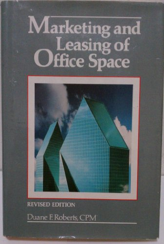 9780912104867: Marketing and Leasing of Office Space