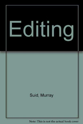For the Love of Editing: Murray Suid