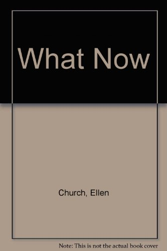 What Now?: Sequencing for Preschool - 3: Church, Ellen