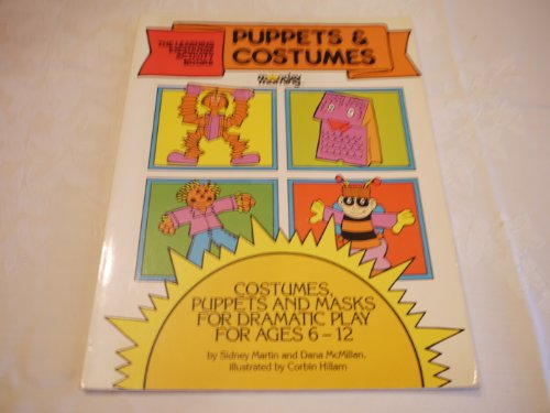 Puppets and Costumes (Learning Exchange Activities Series): McMillan, Dana
