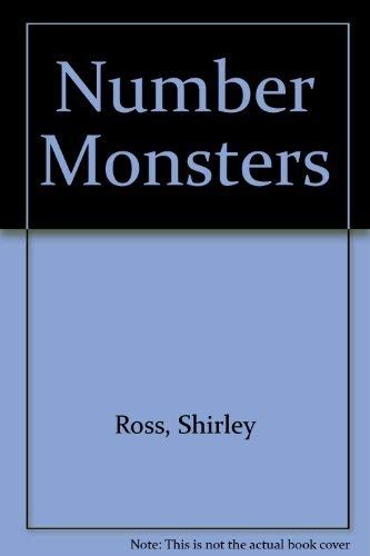 Number Monsters (0912107650) by Ross, Shirley
