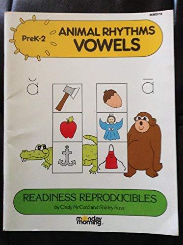 Animal Rhythms Vowels: Shirley Ross; Cindy