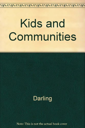 Kids & Communities: Learning Projects Ages 3-6 - Games, Crafts, Patterns, Songs, Action Verse: ...