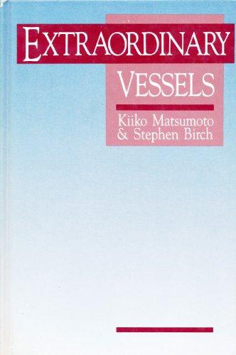 9780912111148: Matsumoto, K. Matsumoto Ext Vessels 1e