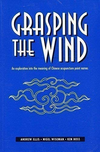 9780912111193: Grasping the Wind: An Exploration Into the Meaning of Chinese Acupuncture Point Names