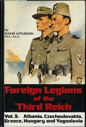 9780912138299: Foreign Legions of Third Reich: 3