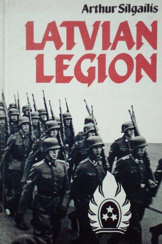Latvian Legions: Silgailis, Arthur