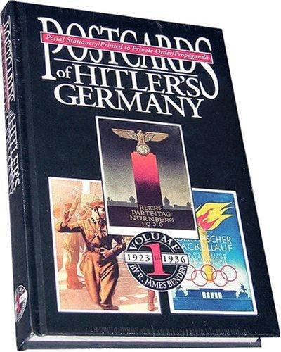 Postcards of Hitler's Germany, 1923-1936 : Postal: Roger James Bender