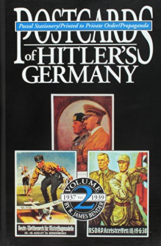9780912138619: Postcards of Hitler's Germany Volume 2. Postal stationery Printed to Private Order/Propaganda