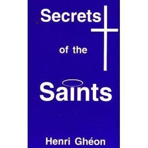 9780912141145: Secrets of the Saints