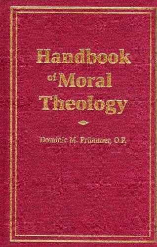9780912141299: Handbook of Moral Theology