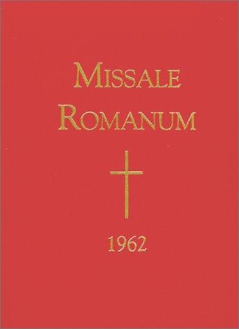 9780912141435: Missale Romanum 1962