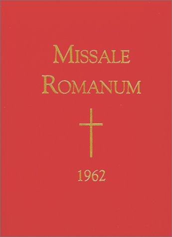 Missale Romanum 1962: Church, Roman Catholic