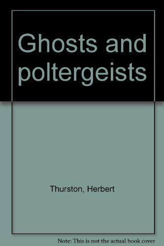 9780912141596: Ghosts and poltergeists