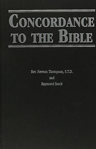 Concordance to the Bible (Douay Version)