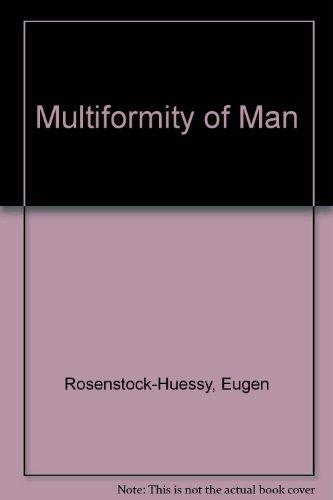 9780912148069: Multiformity of Man