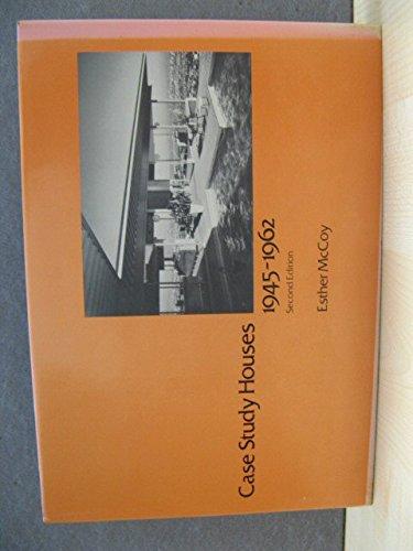 9780912158709: Case Study: Houses 1945 - 1962