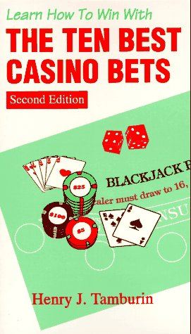 9780912177076: Learn How To Win With Ten Best Casino Bets