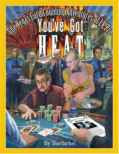 9780912177144: You've Got Heat: The Vegas Card Counting Adventures of LV Pro