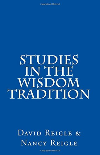 9780912181110: Studies in the Wisdom Tradition