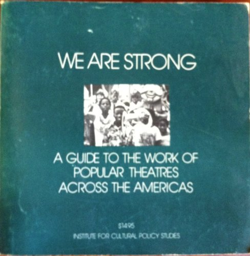 001: We Are Strong: A Guide to: Doug Paterson, Arlene