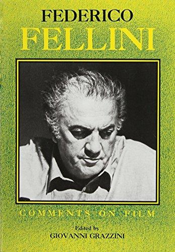 9780912201153: Federico Fellini: Comments on Film