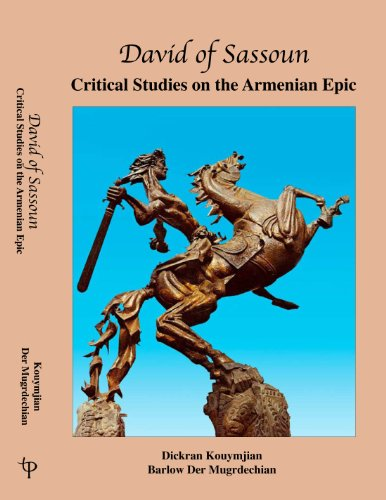 9780912201450: David of Sassoun / Critical Studies on the Armenian Epic (Armenian Series)