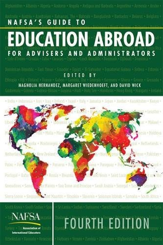 9780912207957: Guide to Education Abroad: For Advisers and Administators