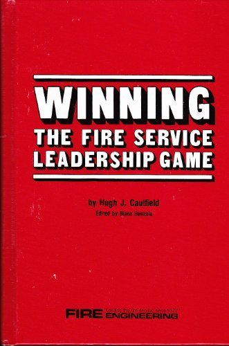 9780912212098: Winning the Fire Service Leadership Game