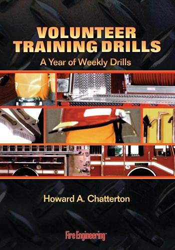 Volunteer Training Drills: A Year of Weekly: Howard Chatterton