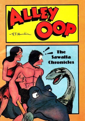 Alley Oop: The Sawalla Chronicles, April 10 - August 28, 1936