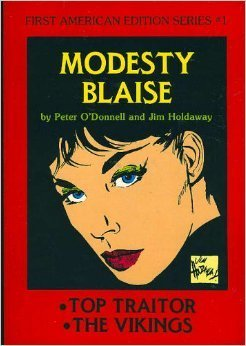 9780912277073: Modesty Blaise: Top Traitor; The Vikings