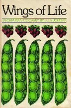 9780912278773: Wings of Life: Vegetarian Cookery (Crossing Cookbook)