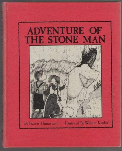 9780912278889: Adventure of the stone man
