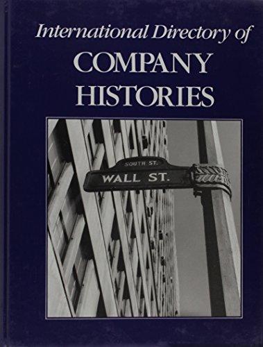 9780912289106: International Directory of Company Histories