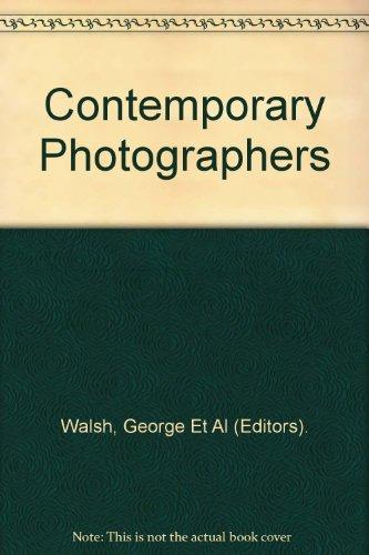 9780912289366: Contemporary Photographers
