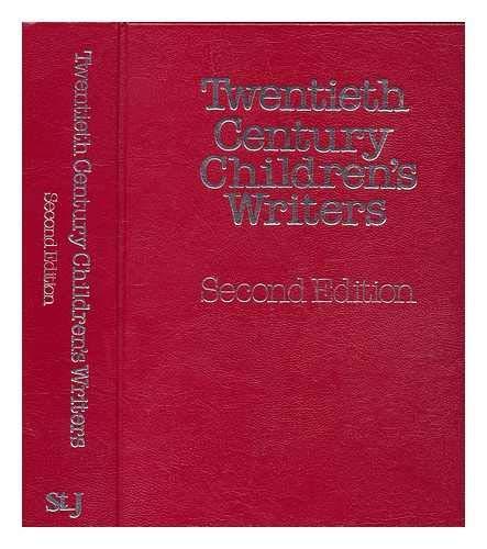 9780912289458: Twentieth-Century Children's Writers