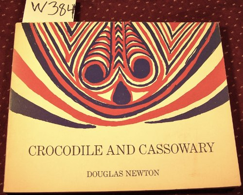 9780912294421: Crocodile and Cassawary: Religious Art of the Upper Sepik River, New Guinea (D9030P)