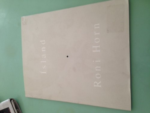 9780912298672: Roni Horn: Inner Geography