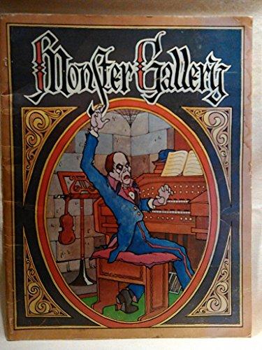 Monster Gallery: Leah Waskey