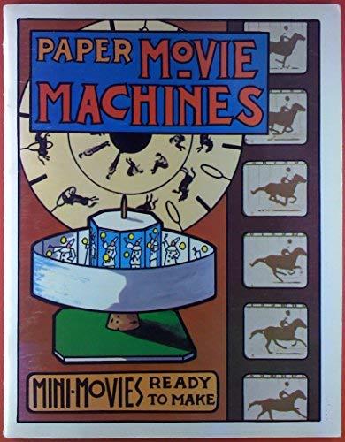 9780912300573: Paper Movie Machines: Mini-Movies Ready to Make