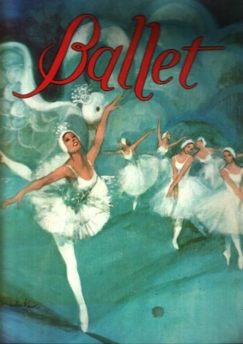 BALLET (Color & Story): Tichenor, Kay