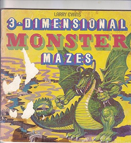 3-dimensional Monster Mazes: EVANS, LARRY